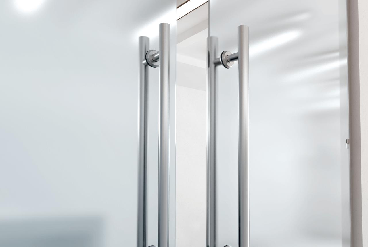 ドアの施錠状態の確認
